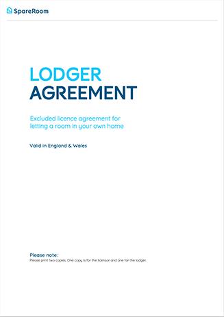 Lodger Agreement