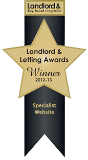 landlord lettings award